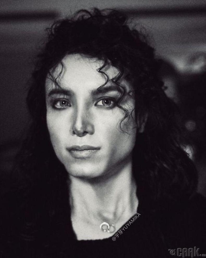 Майкл Жэксон (Michael Jackson)