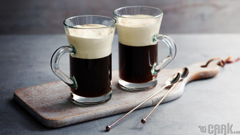 Ирланд кофе (Irish coffee)