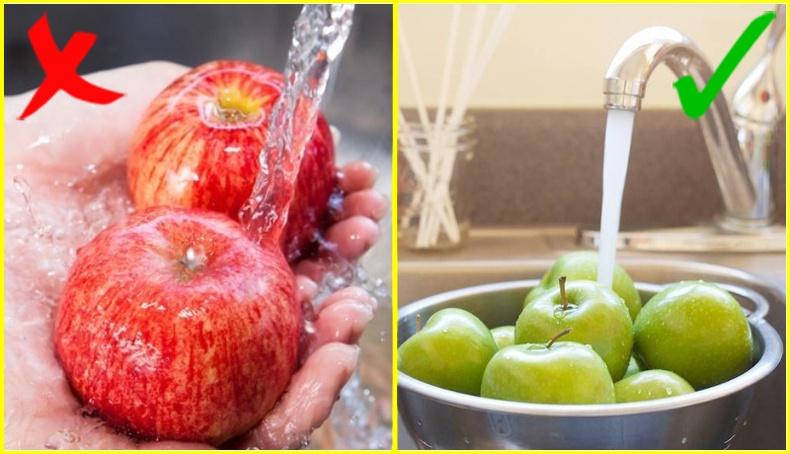 Бидний буруу угааж бэлтгэдэг хүнсний бүтээгдэхүүнүүд