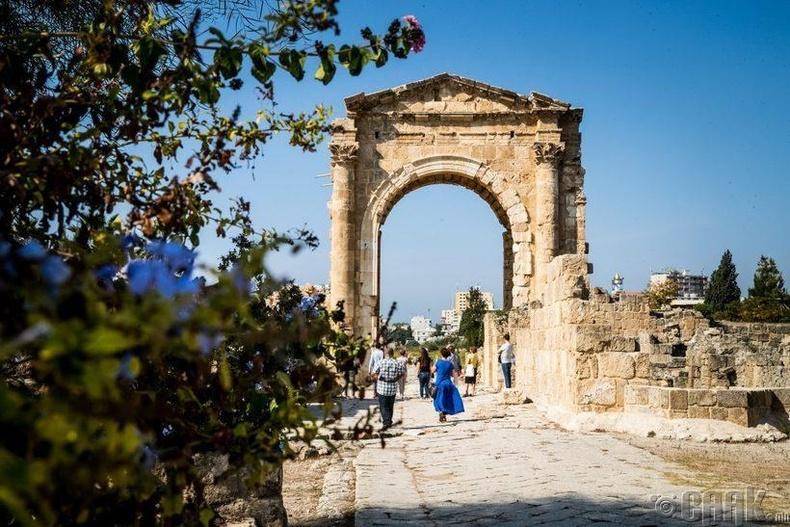 Тир (Ливи) - МЭӨ2750