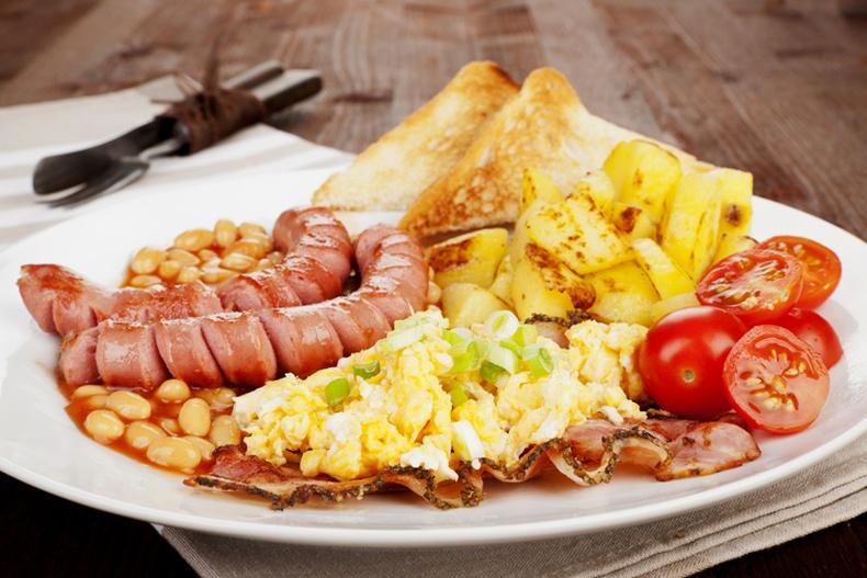 Англи маягаар өглөөний цай бэлтгэх хялбар арга