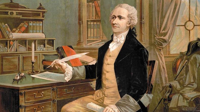 Александр Хэмилтон (Alexander Hamilton)