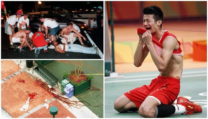 Олимпын наадмын үеэр болсон харамсалтай үйл явдлууд