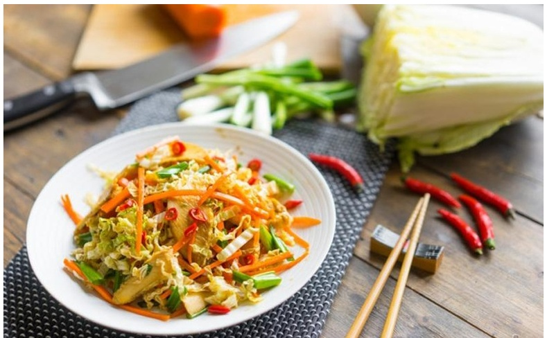 Ази маягийн амтат салат