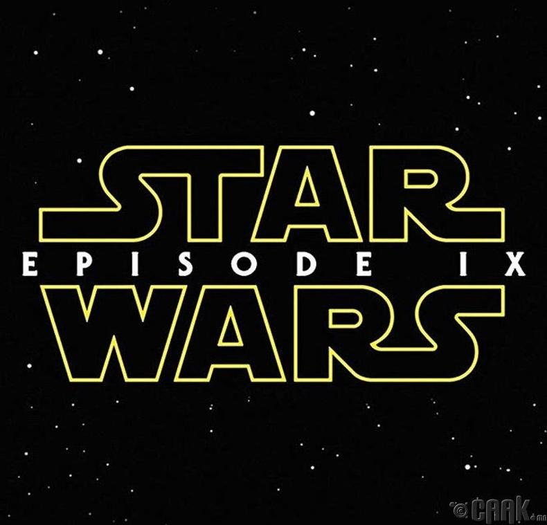 """Star Wars: Episode IX — The Rise of Skywalker"""
