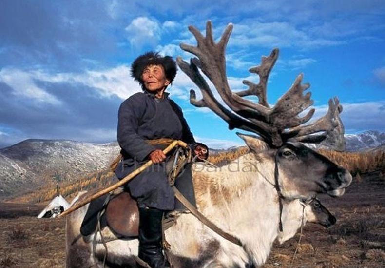 Монголын цаатан иргэдийн амьдрал гадныхны нүдээр