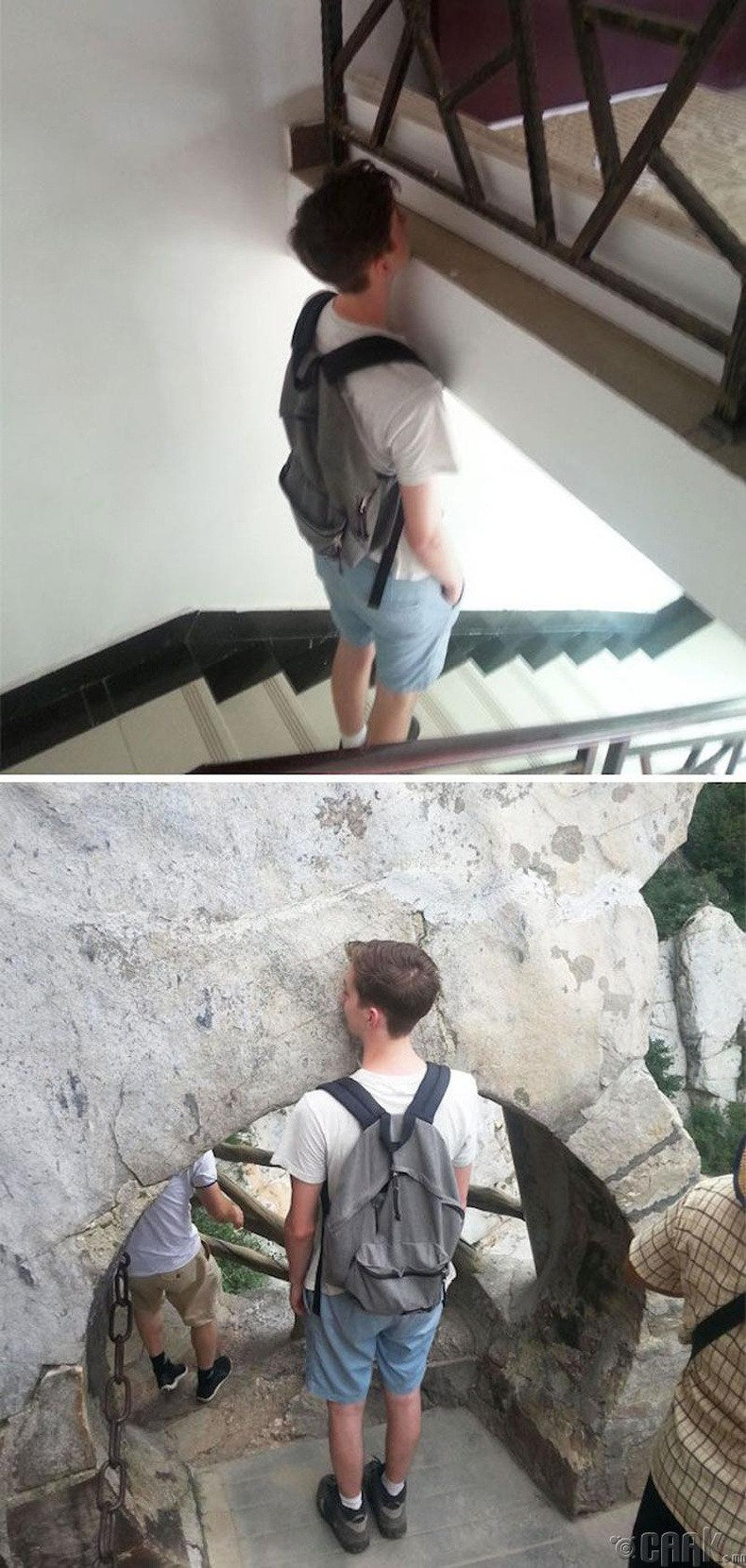 Өндөр хүн Хятадад ирээд ийм зүйлтэй их таарна