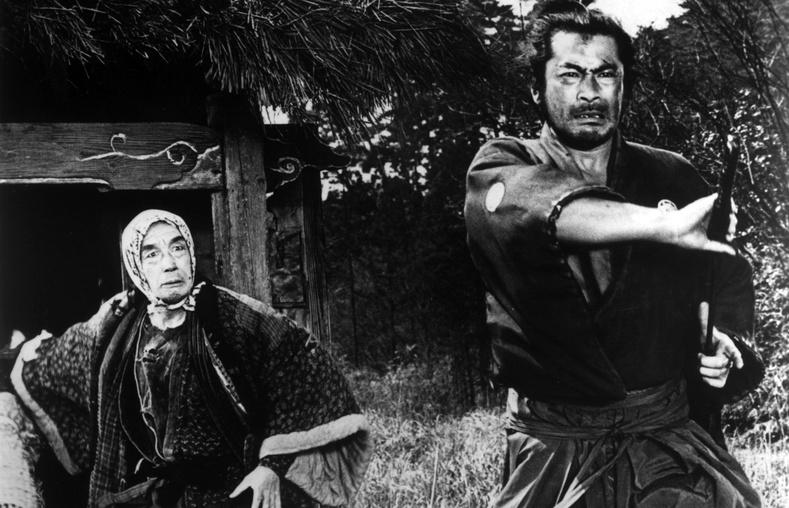 """""""Бие хамгаалагч"""" (Yojimbo), 1961"""