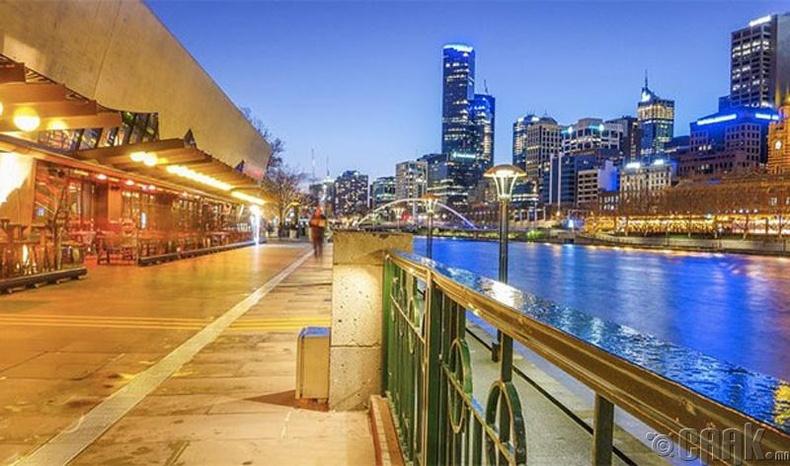 Мелбурн (Melbourne) хот, Австрали улс