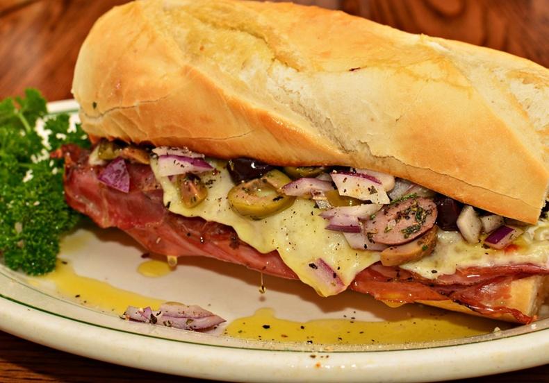 Тахиан махан сендвич бэлтгэх хялбар арга