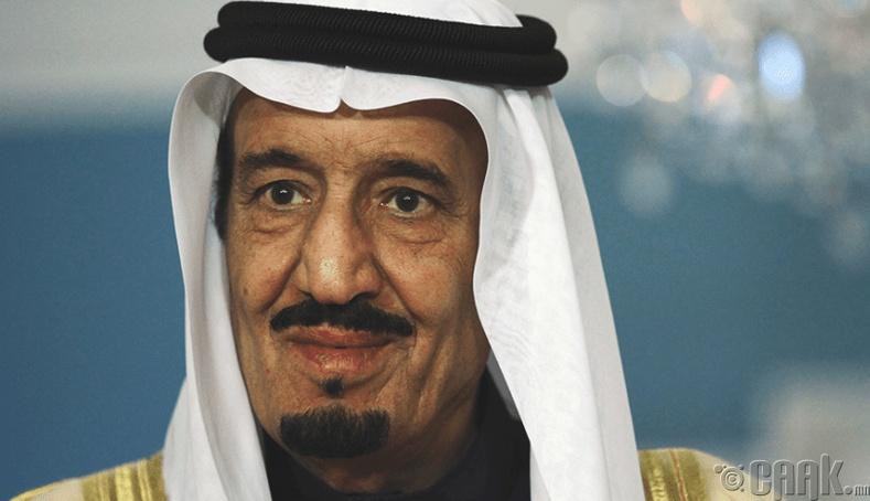 Саудын Арабын хамгийн нэр нөлөө бүхий хүмүүсийг дурдвал:
