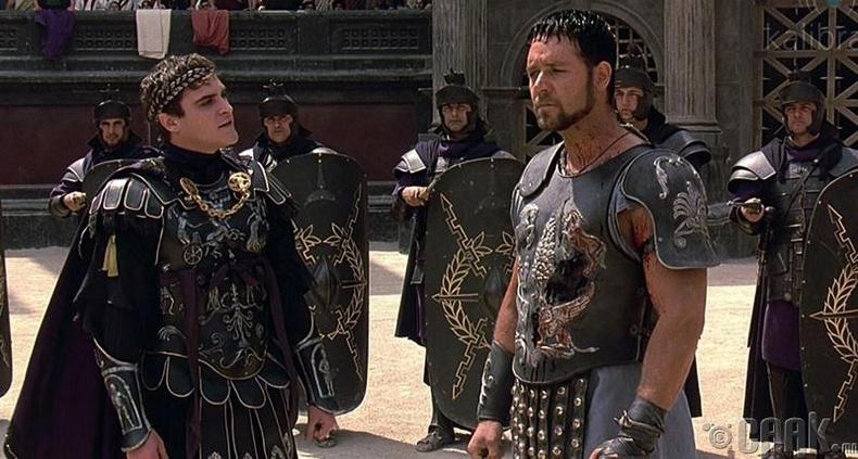 Ромын эзэн хаад заримдаа гладиаторын тулаанд оролцдог байжээ