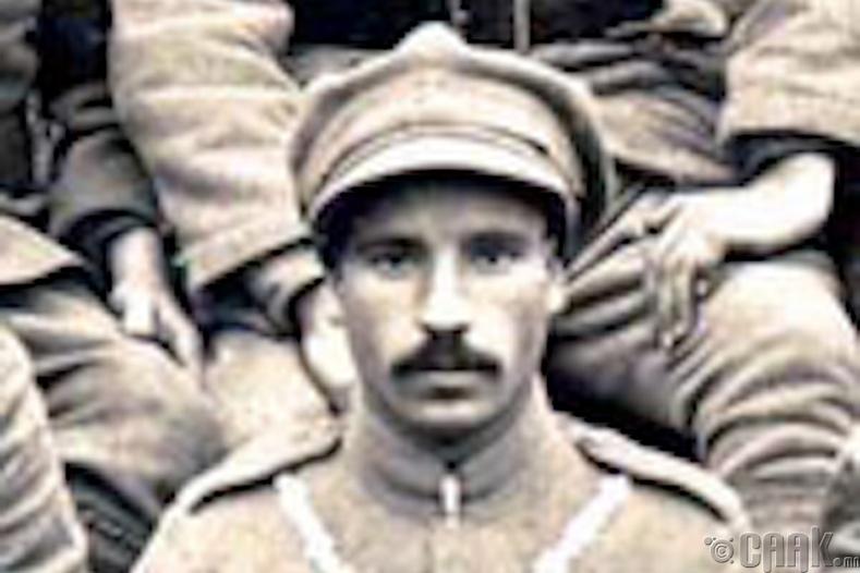 Анибал Аугусто Милхаис (Anibal Augusto Milhais) - Дэлхийн нэгдүгээр дайн