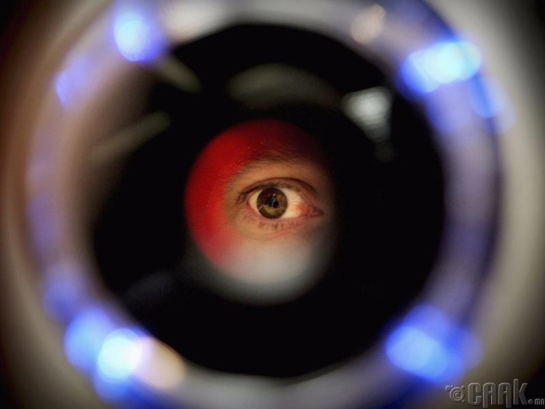 Шинэ лазер мэдрэгч