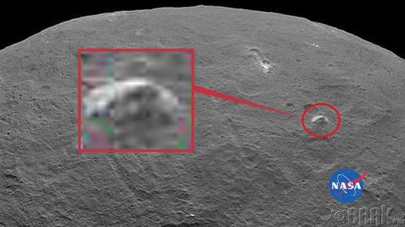"""""""NASA""""-ийн сансрын зураг"""