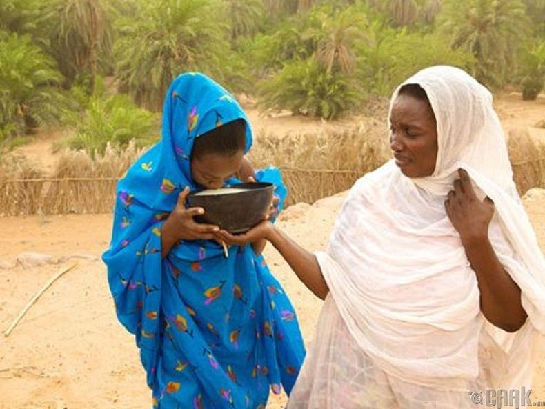Мавритан улс