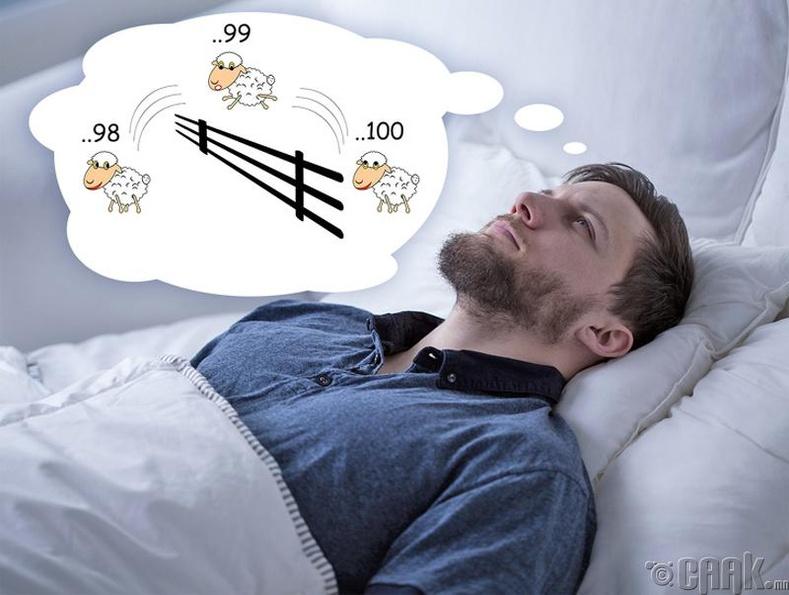 Хэдэн цаг унтах хэрэгтэй вэ?