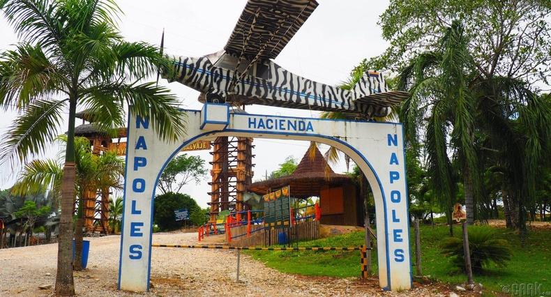 """""""Hacienda Nápoles"""" эдлэн"""