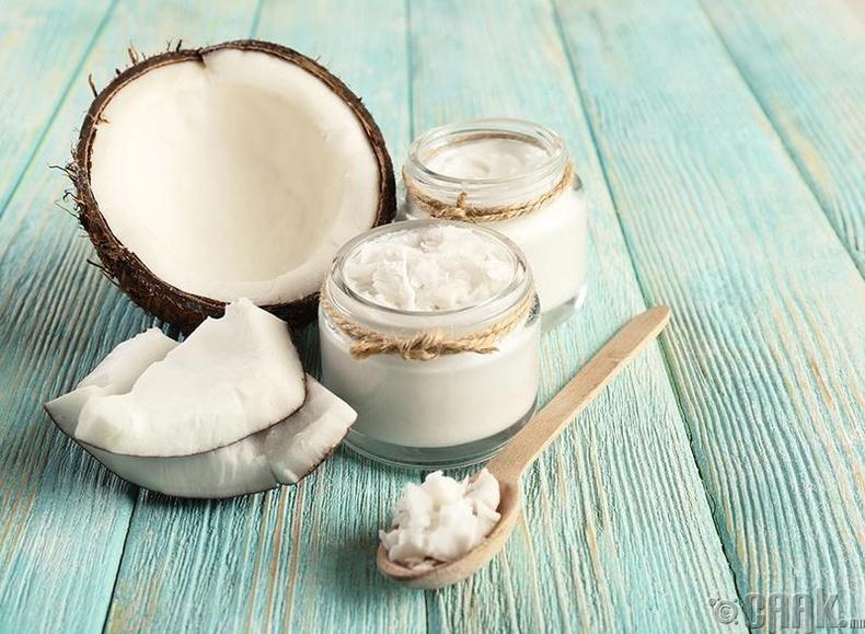 Кокосын тосны ашиг тус:
