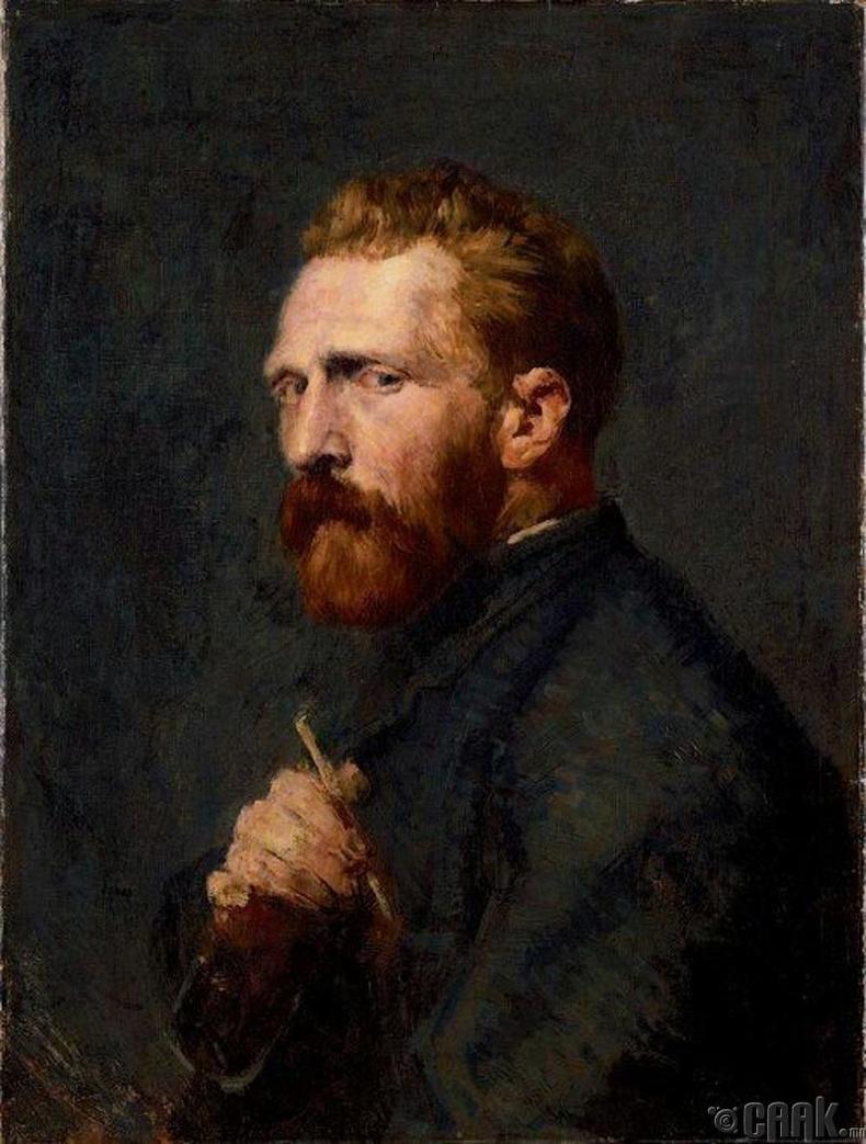 Постимпрессионист зураач Винсент Ван Гог, (1853-1890 он)