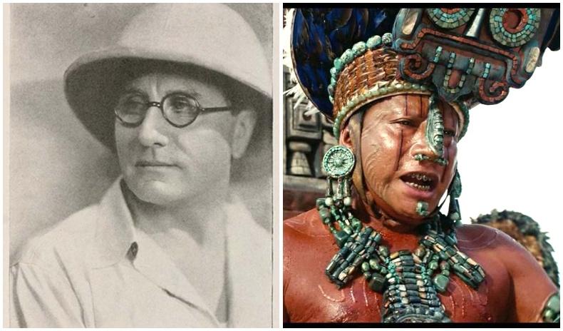 Агуйд төөрч яваад 1000 настай Майя зөнчтэй уулзсан гэх судлаачийн тэмдэглэл