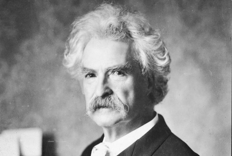 Марк Твэйн (Mark Twain)
