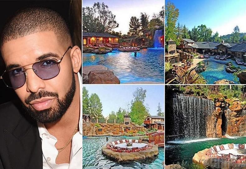 Дрэйк (Drake) - Хидден Хиллс, 7.7 сая ам.доллар