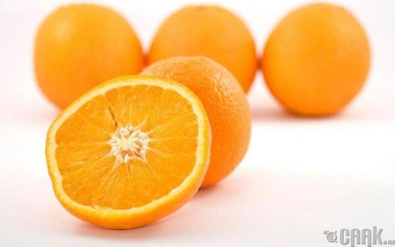 Апельсин буюу жүрж
