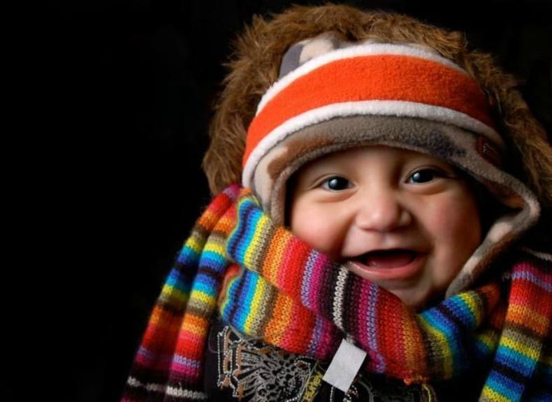 Хөл, гар нь хүйтэн байвал хүүхдээ зузаан хувцаслах