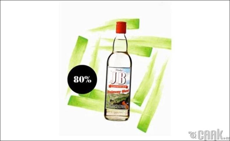 """""""Жон Кроу""""-ын цагаан рум"""
