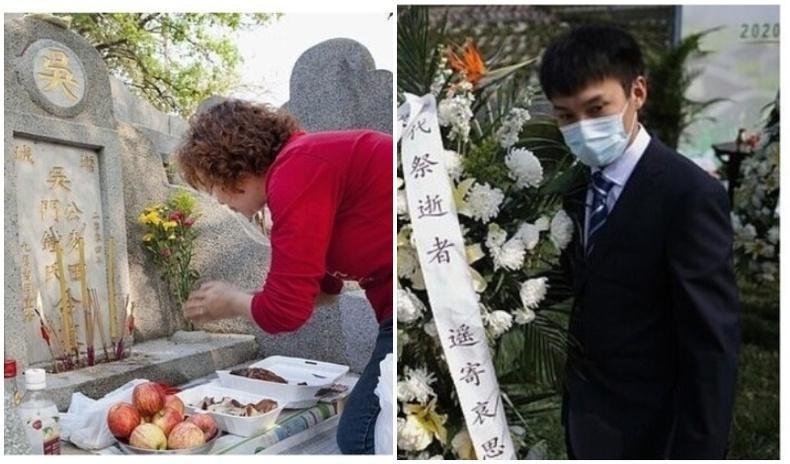 Чандарлагдсан хятад эр сарын дараа гэртээ орж иржээ