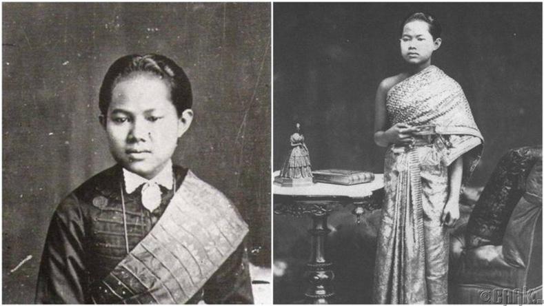 Түүнд хүрсэн хүн бүрийг цаазална гэсэн хуулиас болж Тайландын хатан хаан усанд живж байжээ