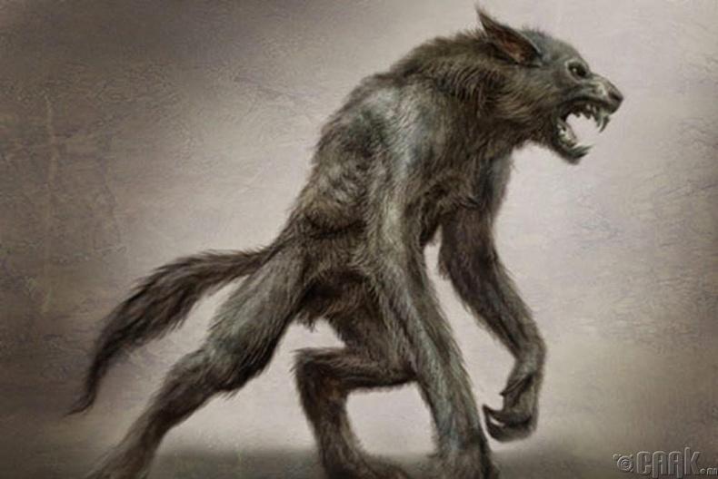 Гевейдэний Мангас (The Beast of Gevaudan)