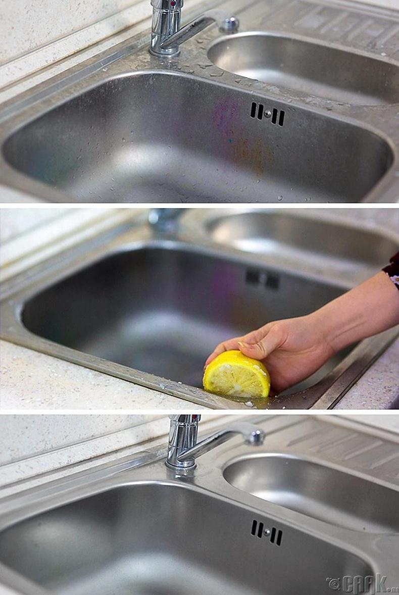 Угаалтуур өнгөлөх