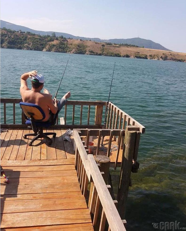 Загас барихын тулд тусгай сургалтад сууж зөвшөөрөл авах хэрэгтэй