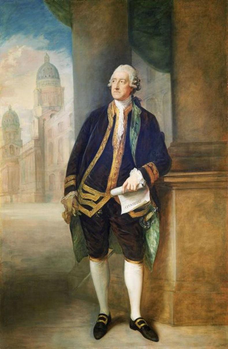 Жон Монтаг, Сэндвичийн 4 -р гүн (John Montague, 4th Earl of Sandwich)
