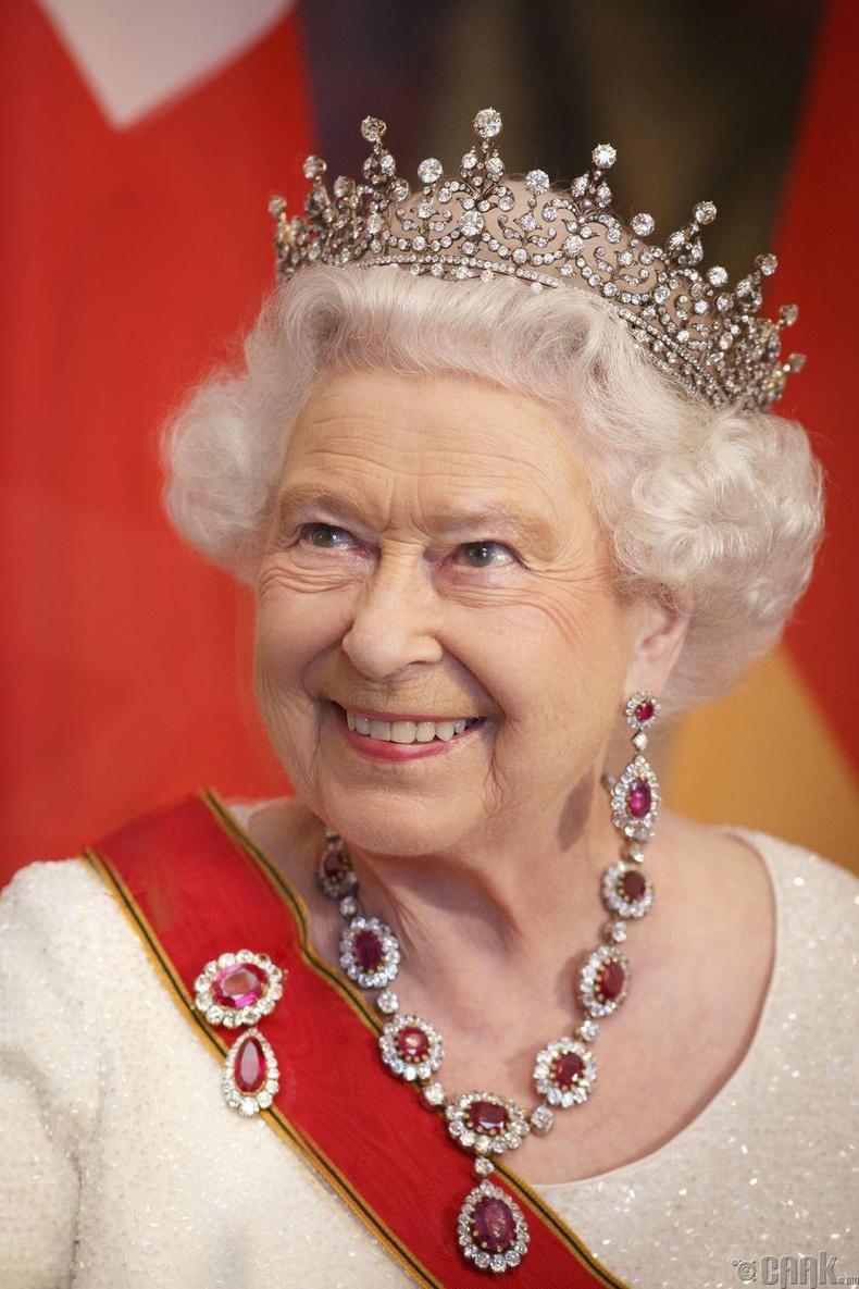 Хатан хаан 2-р Элизабет (1952 — Өнөөг хүртэл)
