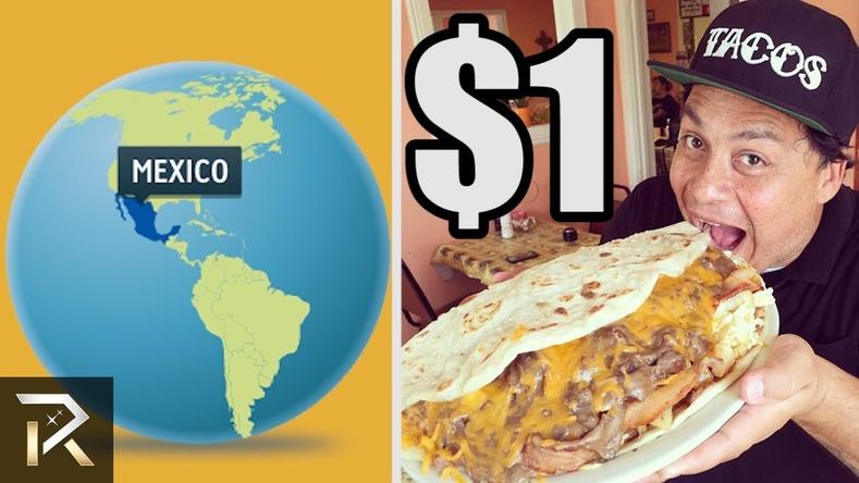 Нэг доллараар дэлхийн улс орнуудаас юу худалдаж авах боломжтой вэ?