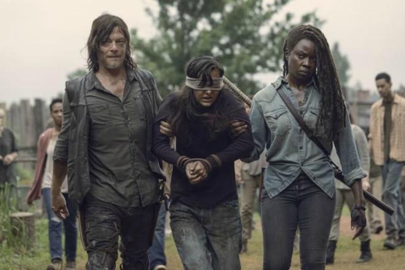 """""""The Walking Dead"""" (10 улирал)"""