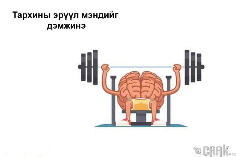 Тархинд ч бас сайн нөлөөтэй