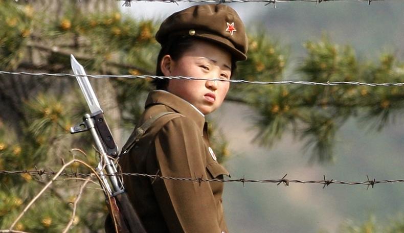 Хойд Солонгосын эмэгтэйчүүд хэрхэн нөхөрт гардаг вэ?