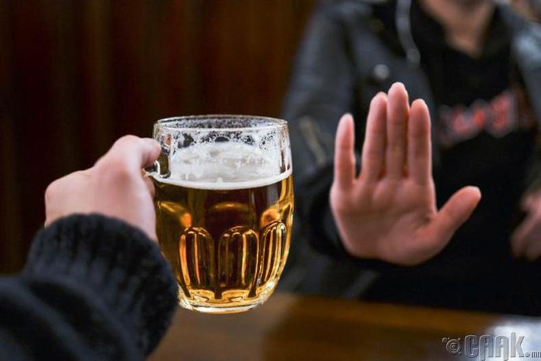 Согтууруулах ундаа битгий хэрэглэ
