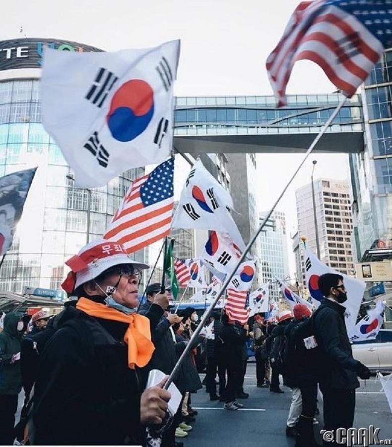 Солонгосчууд нэгдэж чаддаг