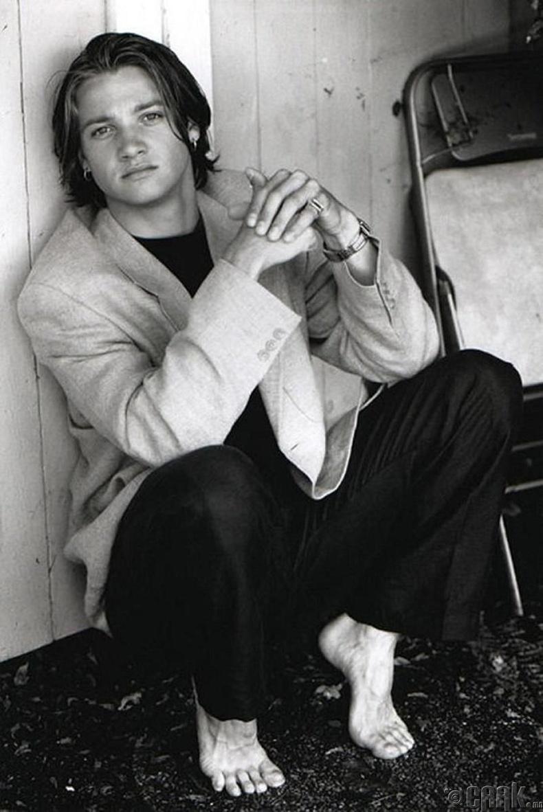 Жереми Реннер, 1990 он