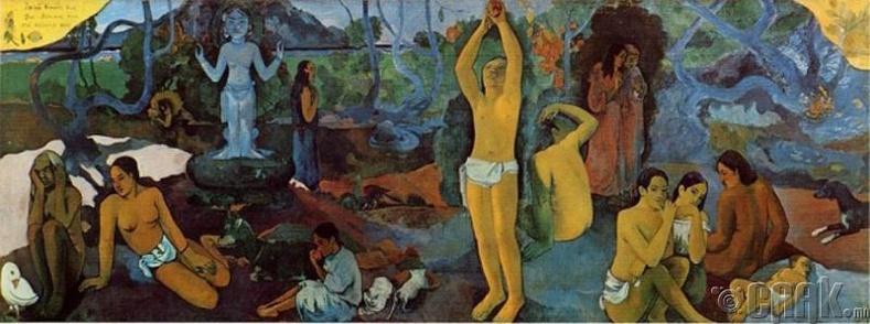 Пол Гоген (Paul Gauguin)-ийг амьдруулсан зураг