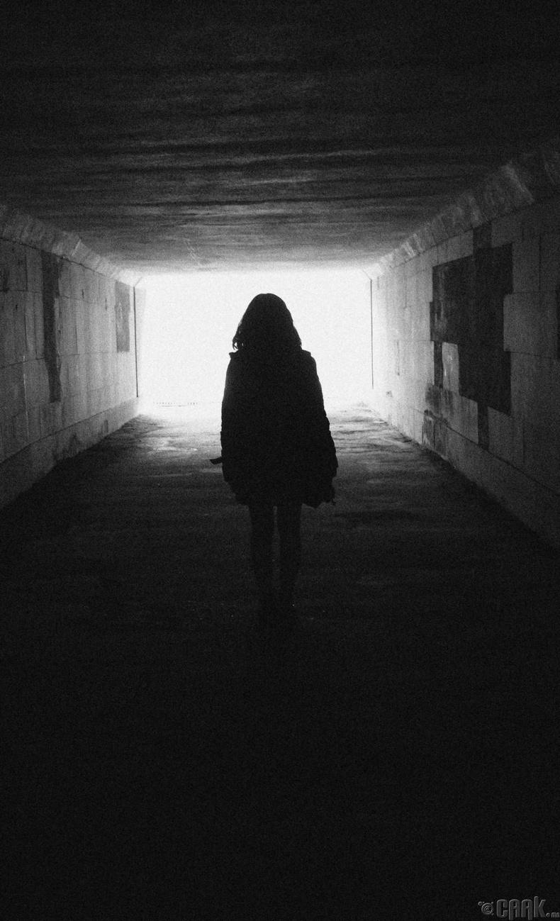 Хонгил, гэрэл, танихгүй газар