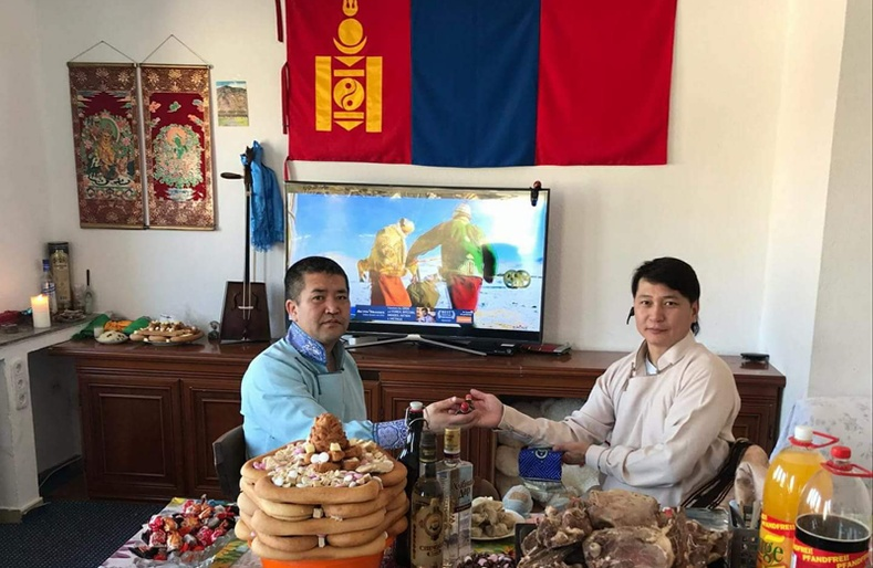 Дэлхийн Монголчуудын сар шинийн сонирхолтой зургуудаас