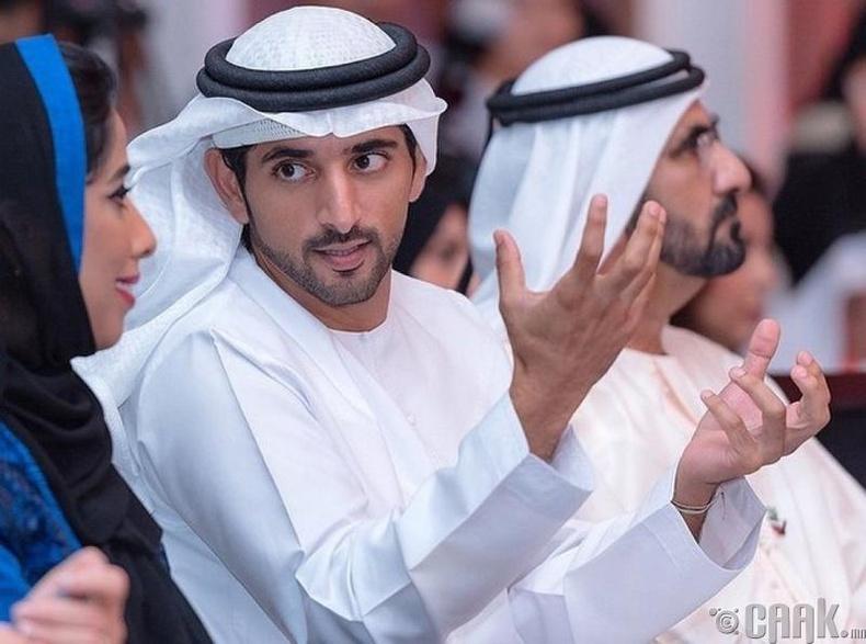 Араб даяар нэр хүндтэй ханхүү
