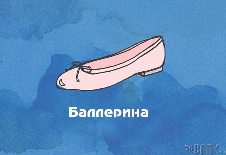 Баллерина