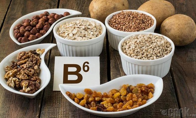 """""""B6"""" витамин"""